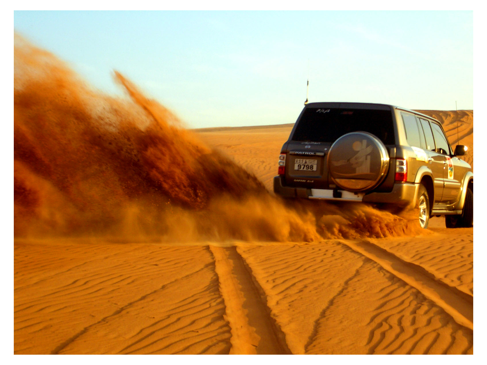Evening Desert Safari with Quad Bike, Dubai Adventures