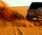 Dune bashing desert safrai