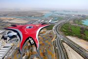 ferrari world abu dhabi city tour