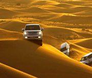 desert safari dune bashing