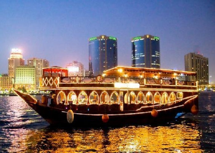 dhow cruise dinner dubai best price dhow cruise dinner