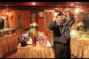 dhow cruise dinner magic show