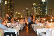 dhow cruise dinner open air deck (2)