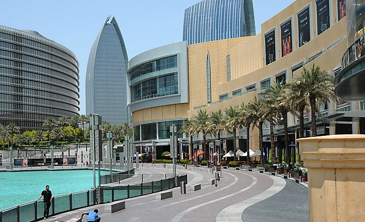 dubai city tour dubai mall