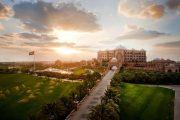 abu dhabi city tor emirates palace hotel