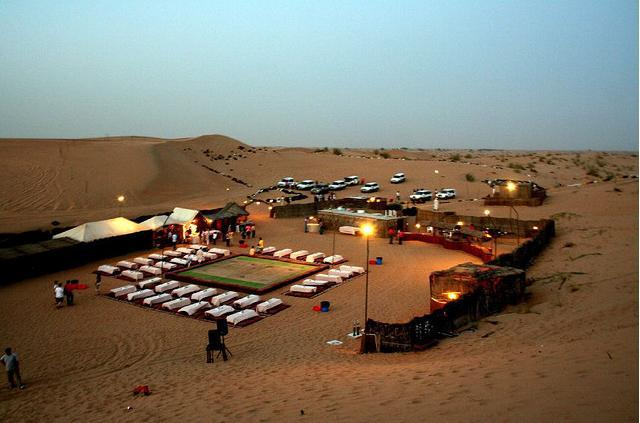Evening Desert Safari With Quad Bike Dubai Adventures