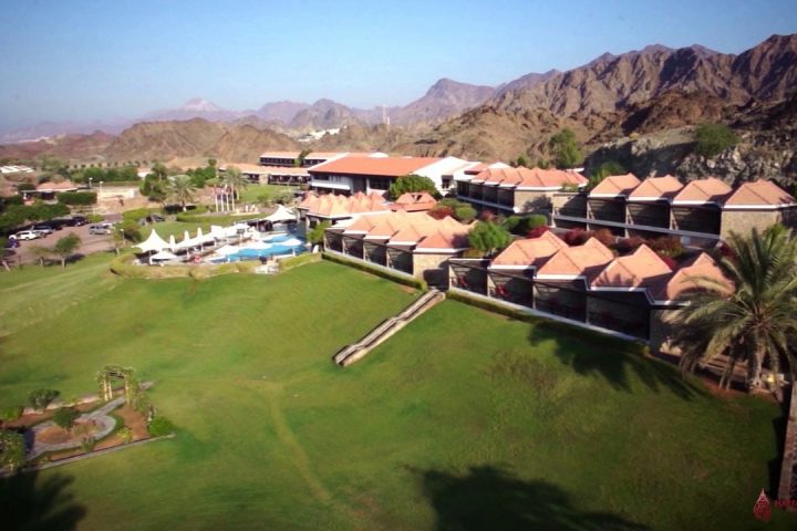 hatta fort hotel hatta tour luch at hatta fort hotel