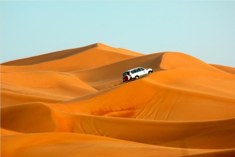 Tour Dubai Sahara Experience