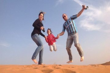 vip desert safari tour in dubai, best service