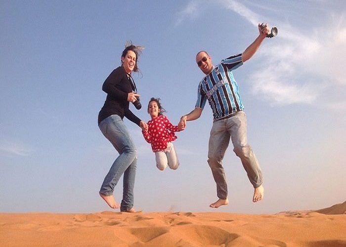 vip desert safari tour in dubai, best service