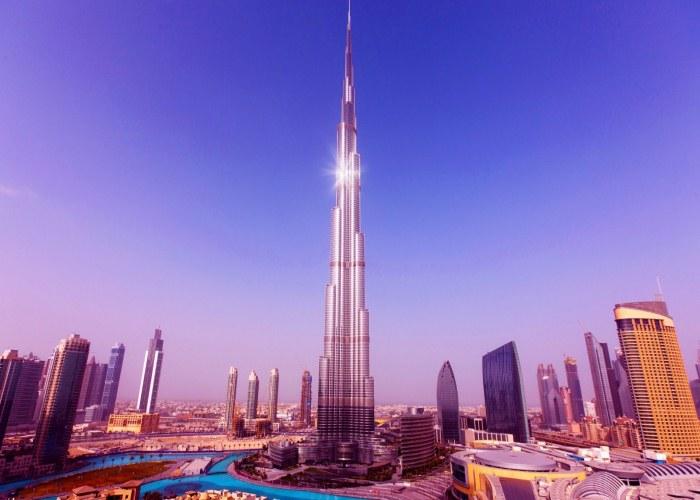 Burj Khalifa Tour, World Tallest Building, Book Tour Tickets & Tranportation
