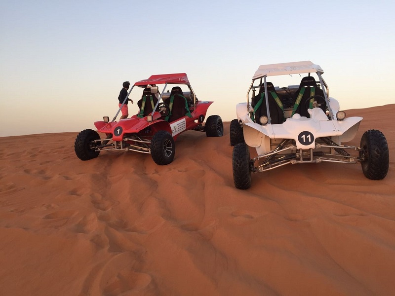 fast dune buggy quad bike