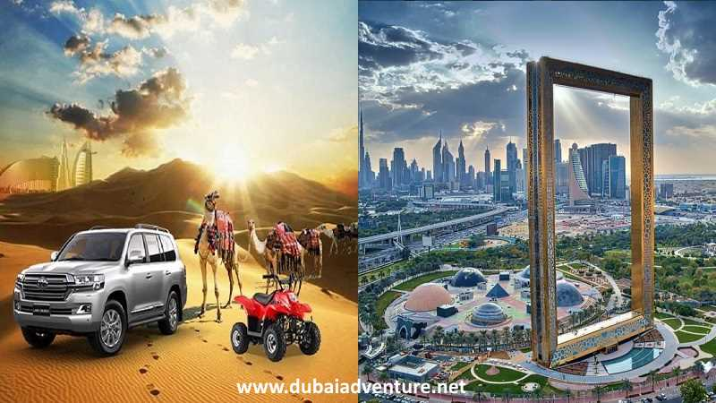 explore dubai with 7 days tour package
