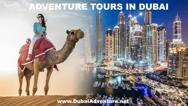 Adventure tours in dubai