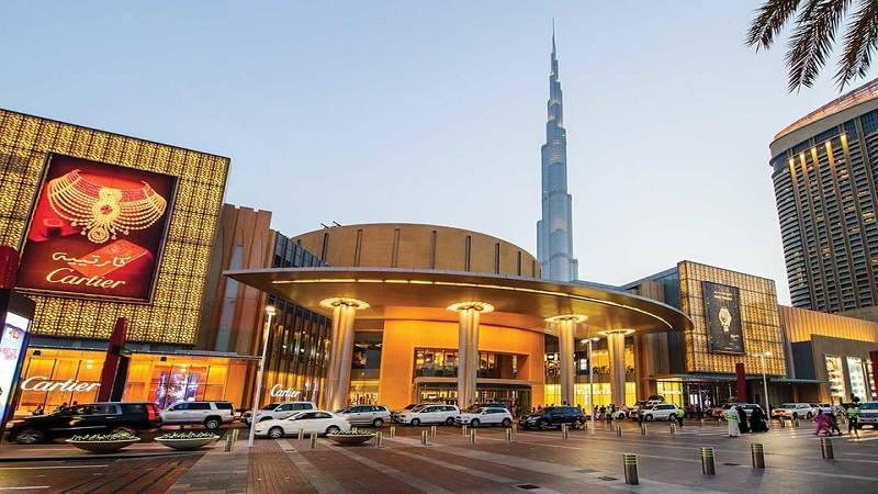 top restaurants in Dubai Mall