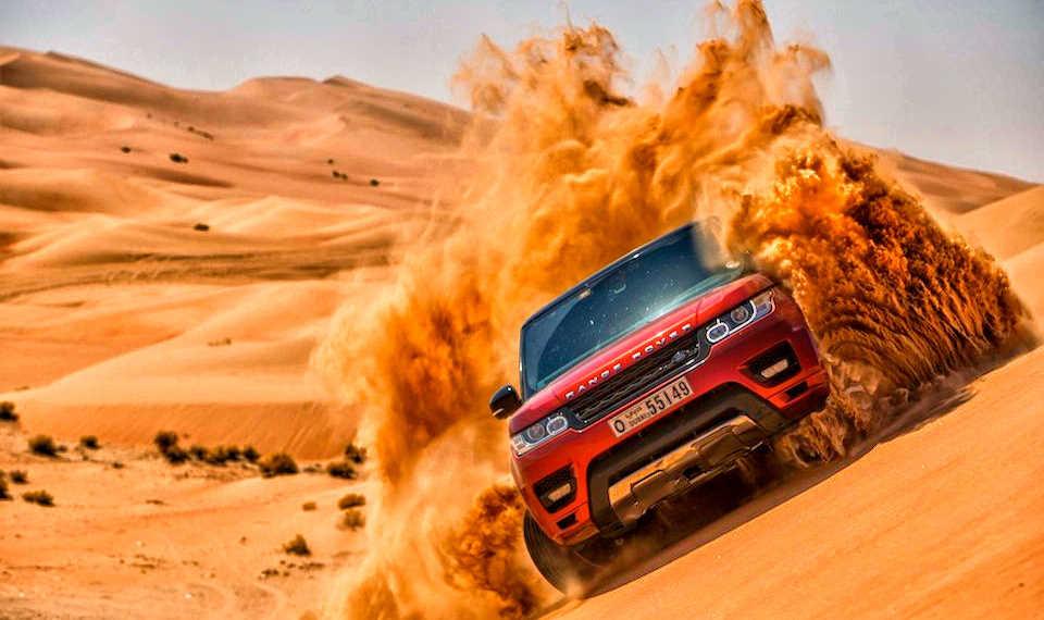 dune bashing dubai images
