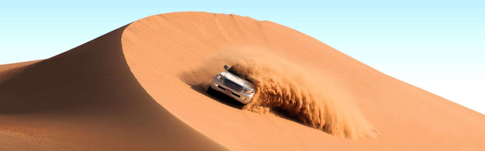 Dune Bashing Tour